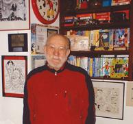 """Carlo Chendi, da Rapallo alla conquista del mondo.. della fantasia: è autore di Topolino, """"il Giornalino"""", Ok Quack, Umperio Bogarto, Paperino agente QQ7 e altri amatissimi personaggi"""