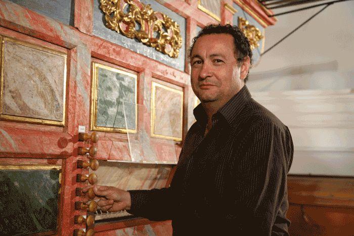 """sabato 30, Rapallo: per """"Armonie sacre percorrendo le terre di Liguria"""",  concerto d'organo di Javier Artigas Pina"""