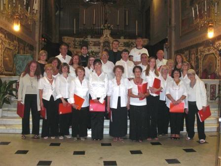 """22 ottobre, Rapallo: il tradizionale """"Concerto per le Missioni"""""""