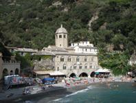 SPLENDIDI ANGOLI DI LIGURIA- San Fruttuoso di Capodimonte: l'Abbazia e il Cristo degli abissi
