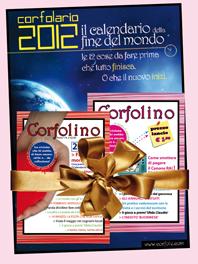 REGALA E REGALATI IL PACCHETTO CORFOLARIO 2012 + CORFOLINO 1 + CORFOLINO 2!