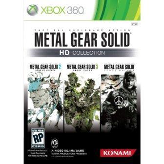 GAME WORLD - Tempo di nostalgia ma...in HD PS3 e XBOX: Metal Gear Solid Collection e Ico & Shadow of The Colossus
