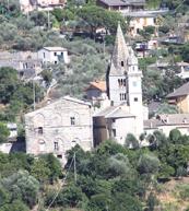 SPLENDIDI ANGOLI DI LIGURIA - La basilica di San Salvatore dei Fieschi