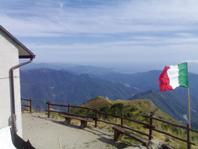 Anello del Monte Caucaso: 21km di percorso ciclo pedonale sulle alture