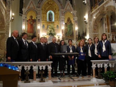 8 aprile, Santo Stefano d'Aveto: concerto di Pasqua