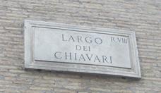 Quanta Liguria nella città eterna: da Largo dei Chiavari alla chiesa 'dei Genovesi' fino all'immancabile pesto