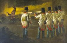 """1 Maggio 1800: Chiavari è sotto il dominio austriaco e un fraticello 'rivoluzionario' viene fucilato perché rifiuta di ripetere il grido """"Viva l'Imperatore"""""""
