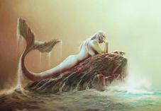 Sirene, leggende e fatti storici: quando a Casarza c'era il mare e Sestri aveva due isole