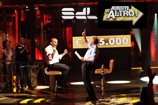 13 Giugno, Genova: casting per 'Avanti un altro', programma su Canale5 condotto da Paolo Bonolis