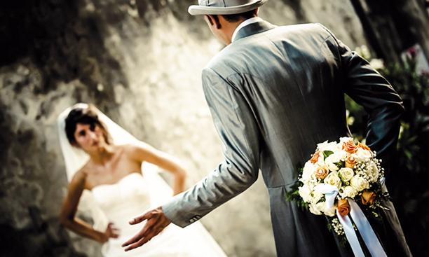 OBIETTIVO NOZZE (e dintorni) - Quando una luce speciale negli occhi della sposa dice che l'album è perfetto