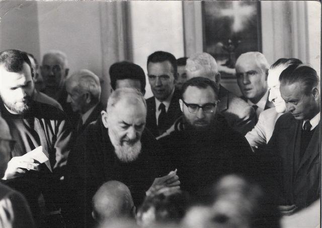 Il mio incontro con Padre Pio, tra misteri e scetticismo