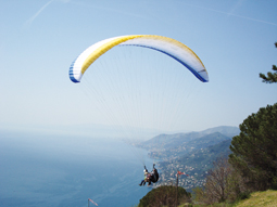15 - 16 Settembre al Stefano D'Aveto Aveto Fly Adventure prova l'emozione di guardare il mondo dall'alto