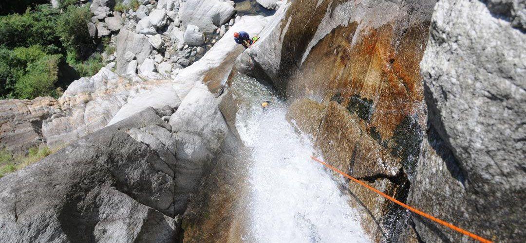 27 e 28 Ottobre: mini-raduno di canyoning nel Parco dell'Aveto