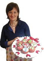 CUCINO PER VOI: Raffaela ci insegna come fare le cupcakes: l'ultima mania in fatto di dolci che arriva dagli usa