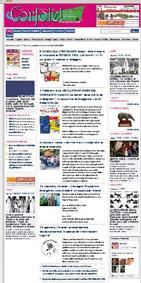 NOVITA' DALLA REDAZIONE: www.Corfole.it, sito nuovo, più comodo, ricco e 'social'! E... fiori d'arancio a sorpresa!