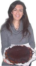 Una buonissima torta al cioccolato senza latte, burro e uova: vi sembra impossibile? Con Magda andiamo alla scoperta della cucina vegana