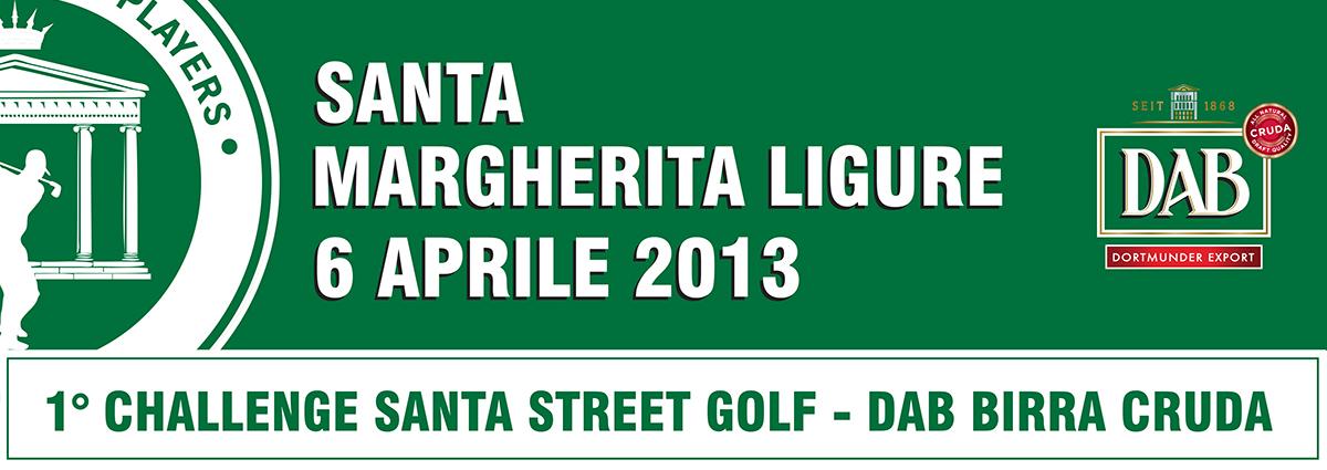 6 aprile, Santa Margherita L.: il golf arriva tra le vie della cittadina con il 1° Challenge Santa Street Golf