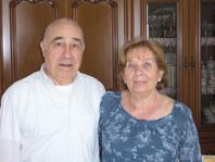 Rosa De Palo e Lino Marotta oggi