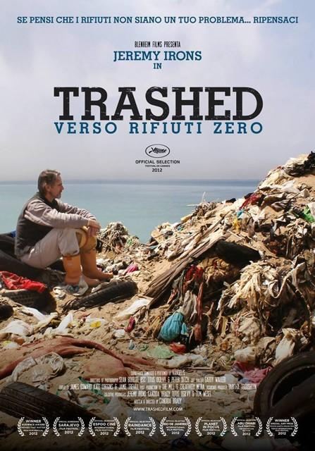 """Domenica 24 novembre, Rapallo: proiezione fil """"TRASHED Verso Rifiuti Zero!"""""""