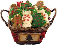 I regali delle Feste? Li cucino io! I biscottini di Natale: belli da vedere, buoni da mangiare e... perfetti per addobbare