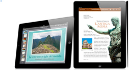 """12 gennaio, Chiavari: al Maria Luigia da quest'anno si insegna con iPad ed AppleTv: """"open day"""" per spiegare le potenzialità fornite dalla moderna tecnologia"""