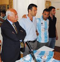 Virtus Entella: festa dei 100 anni guardando alla Serie B. Il 14 Marzo celebrazioni con eventi, mostre e un convegno sul calcio come fattore di sviluppo