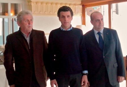 """Rapallo: Carlo Bagnasco ufficializza la candidatura a sindaco come """"punto di riferimento di una coalizione di liste civicheassieme a Mentore Campodonico e Pier Giorgio Brigati"""""""
