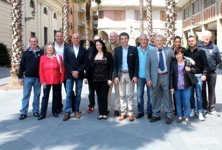 ELEZIONI RAPALLO: presentazione lista Con Brigati per Rapallo, a sostegno della candidatura a sindaco di Carlo Bagnasco