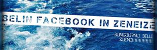 """""""Sabbu a Camuggi, doménega a Zéna...Ma primm-a in po de Facebook in Zenéize!"""" Quando si uniscono tecnologia e tradizione i risultati possono essere sorprendenti"""