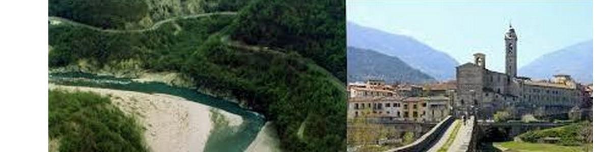 """Sulla """"via del sale"""" in bicicletta alla scoperta della Val Trebbia! Itinerario di 2 giorni da Piacenza a Sestri Levante"""