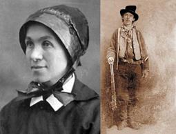 Blandina, la suora più coraggiosa del West: nata a Cicagna, salvò la vita al famigerato bandito Billy the Kid, fondò scuole e ospedali, presto potrebbe diventare santa