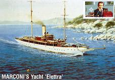 30 luglio, Sestri Levante dedica una giornata a Marconi con visite, mostre e annullo filatelico