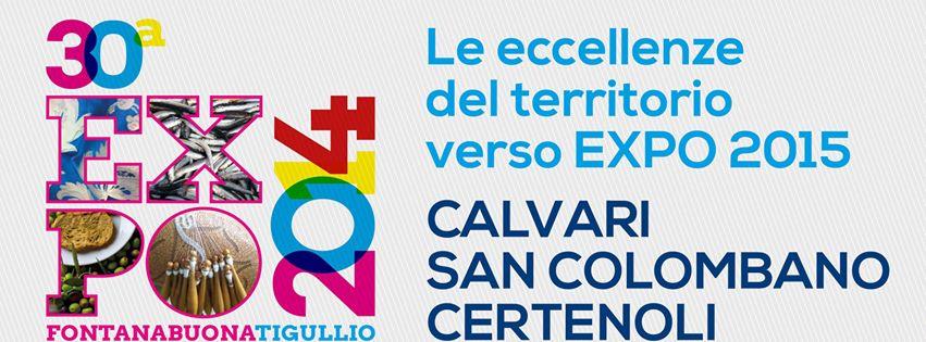 23 al 31 agosto, Calvari di San Colombano: torna l'Expo Fontanabuona con oltre 200 aziende che presentano il meglio in enogastronomia, sviluppo sostenibile e ambiente, cultura, arti e artigianato di qualità