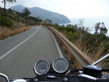 """DomenicaA 7 SETTEMBRE: giornata dedicata ai motociclisti e scooteristi con il """"tour tra mari e monti"""""""