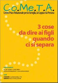 """La separazione può essere un trauma: il libro gratuito """"3 cose da dire ai figli quando ci si separa"""" può aiutarvi"""