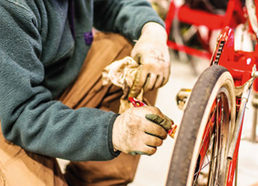 IDEE SALVAEURO! Con la Ciclofficina impariamo a riparare la nostra bicicletta