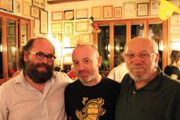 Stefano Dorla (Dir. giornalino), Davide e Carlo Chendi
