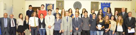 Ecco gli studenti meritevoli del Tigullio che hanno ottenuto i premi del Rotary e della Fondazione Zavattaro