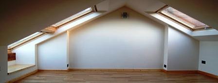 Casa: ok alla nuova legge, il recupero dei sottotetti a fini abitativi sarà più facile e si darà respiro all'edilizia