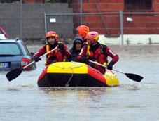 """""""Norme comportamentali in caso di alluvione"""", da domani a Chiavari al via campagna d'informazione e consegna opuscoli informativi nelle zone a rischio"""
