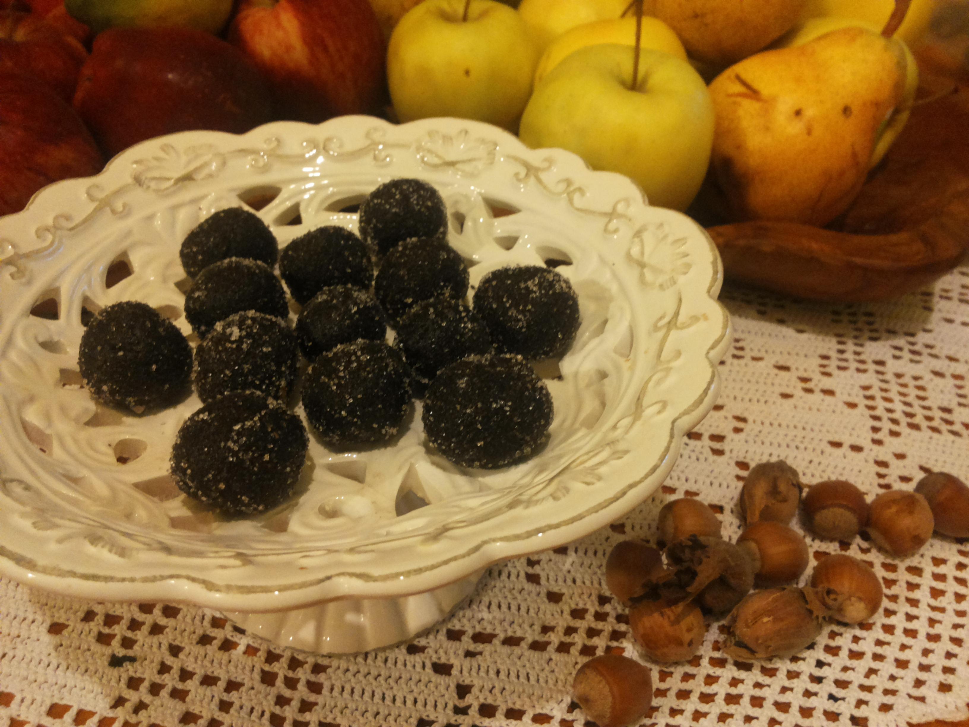 L'AIUOLA - I cri cri della zia (la condivisione è una cosa dolce). Più ricetta!