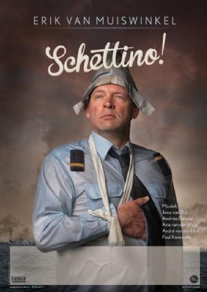 """COME CI VEDONO ALL'ESTERO - """"Schettino"""" in Olanda è uno show  di cabaret sul tema del comando"""