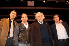 Talk show al Teatro di Cicagna col prof. Meluzzi