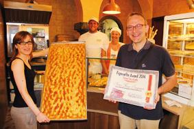 """""""Figassetta Award"""", torna il concorso che premia l'eccellenza del più tipico e goloso prodotto locale: la focaccetta- Segnalate il vostro panificio o locale preferito e fatelo vincere!"""