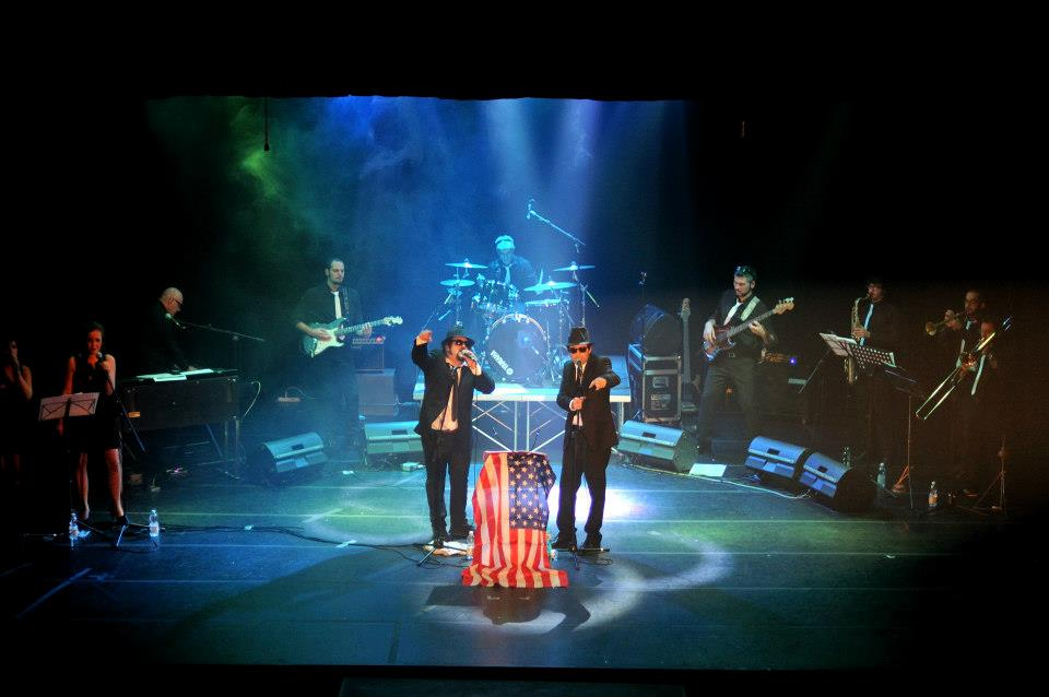 """Sabato 11 """"Blues Brothers tribute"""" per rivivere le atmosfere del film cult per eccellenza, al Teatro di Cicagna"""