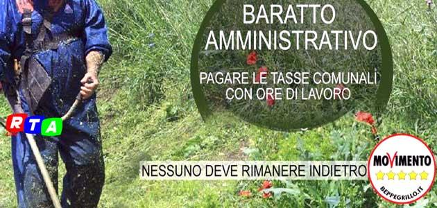 Pagare le tasse comunali prendendosi cura del proprio territorio: il Meetup di Rapallo propone il baratto amministrativo, risparmio e coinvolgimento per tutti