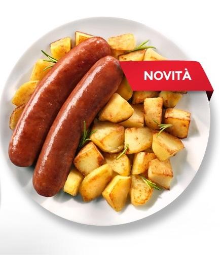 L'AIUOLA (di Giansandro Rosasco) - Mutazioni alimentari: esattamente cosa fate nei 30 secondi che riparmiate con la salsiccia precotta???