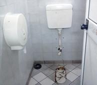 non c'è più wc