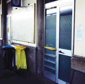 Tappiro al treno abbandonato in garage vuole donare alla for 2 pacchetti di garage di storia