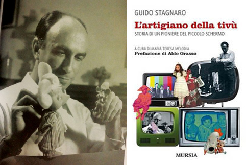 """Da Topo Gigio a Berlusconi: la storia di Guido Stagnaro, il sestrese che ha """"inventato"""" la TV"""